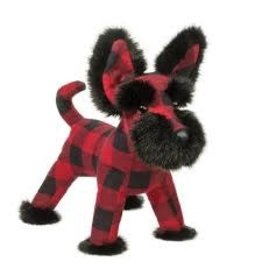 Buffalo Plaid Scottie