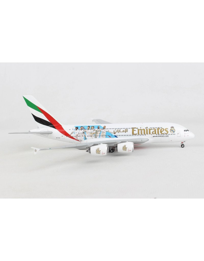 Gemini Emirates A380 1/400 Real Madrid