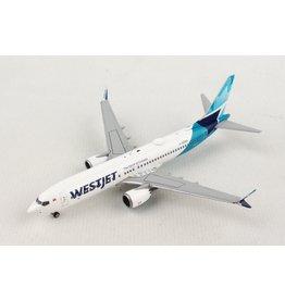 GeminiWestjet737Max81/400NewLivery