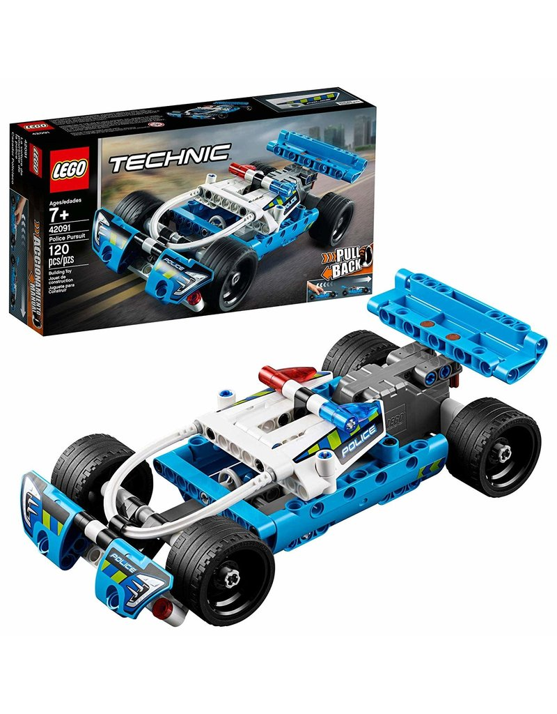 LEGO Police Pursuit