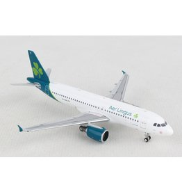 Gemini Aer Lingus A320 1/400 New Livery