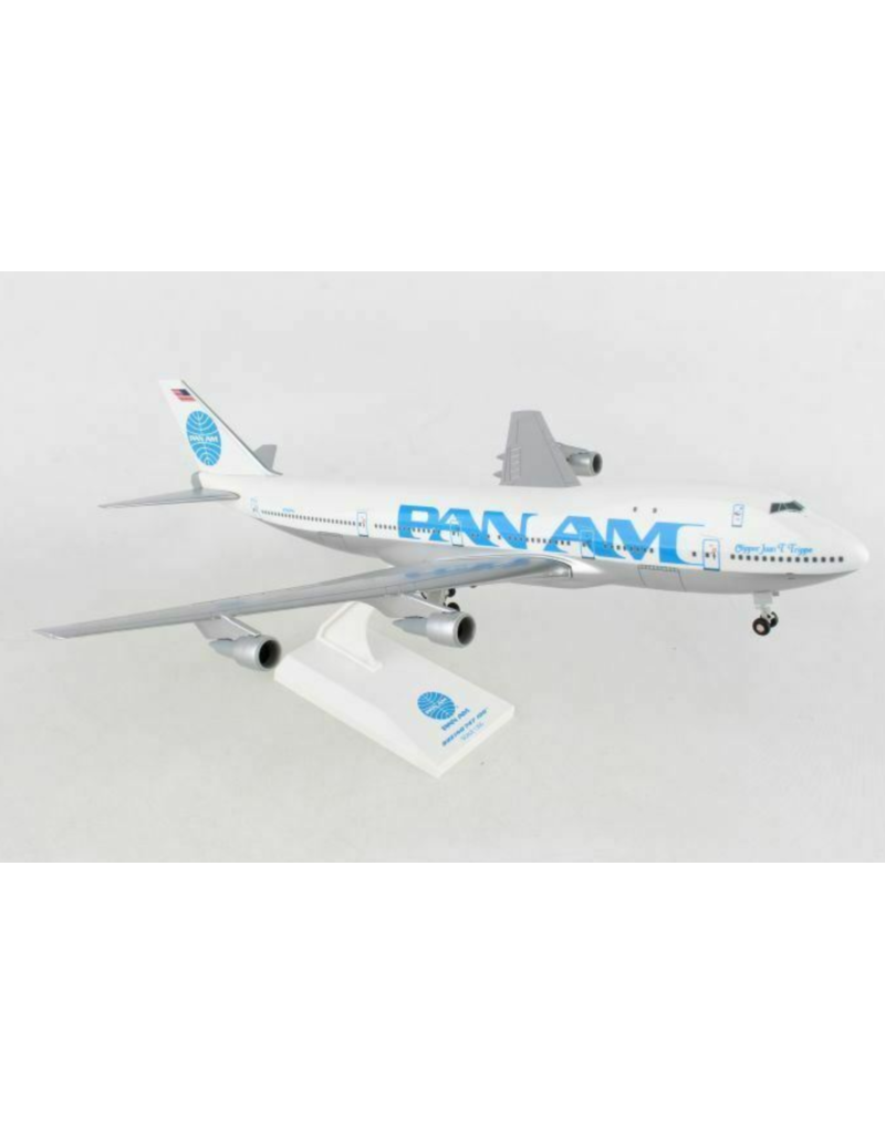 SkymarksPanAm747-1001/200W/GearJuan