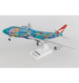 Skymarks Qantas Nalanji Dreaming 747-300 W/GEAR 1/200