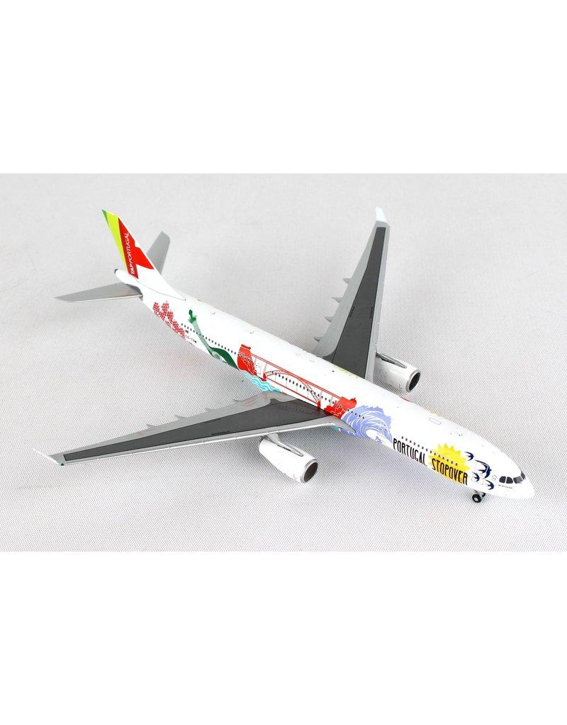 GeminiTapA330-3001/400PortugalStopover