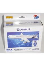 Best Lock Airbus A380 55 Pieces Construction Set
