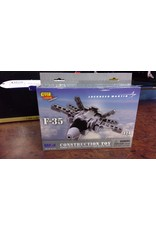 F-35 CONSTRUCTION TOY 124 PIECES
