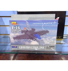 F-16 115 Piece Construction Toy