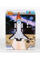 Best Lock Space Shuttle 336 Pieces Construction Toy