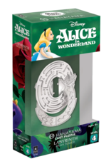 Alice In Wonderland Labyrinth Puzzle
