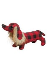 Griswold Plaid Dachshund