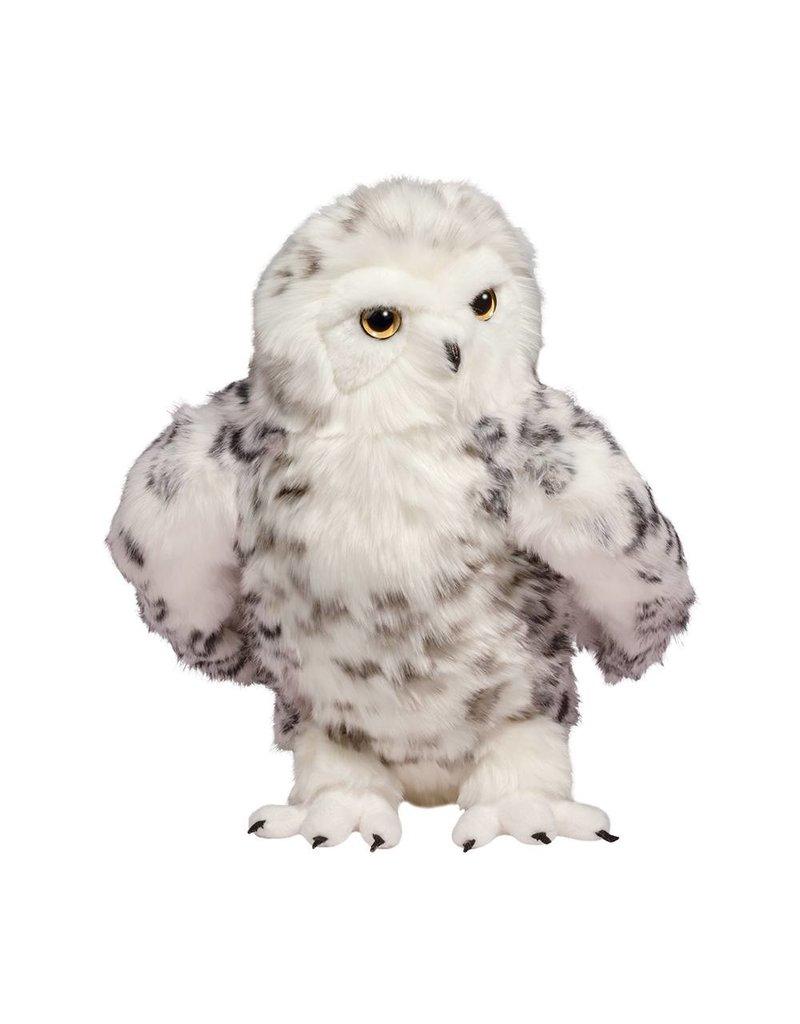 "7/"" Douglas Plush Deacon Brown Owl Stuffed Animal"