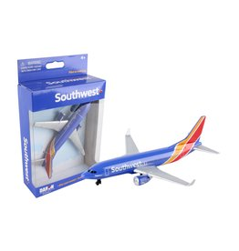 Southwest Single Plane New Livery