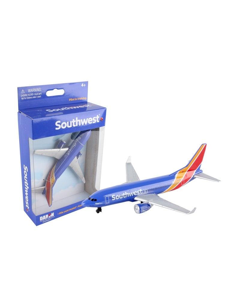 Southwest Single Plane New Livery