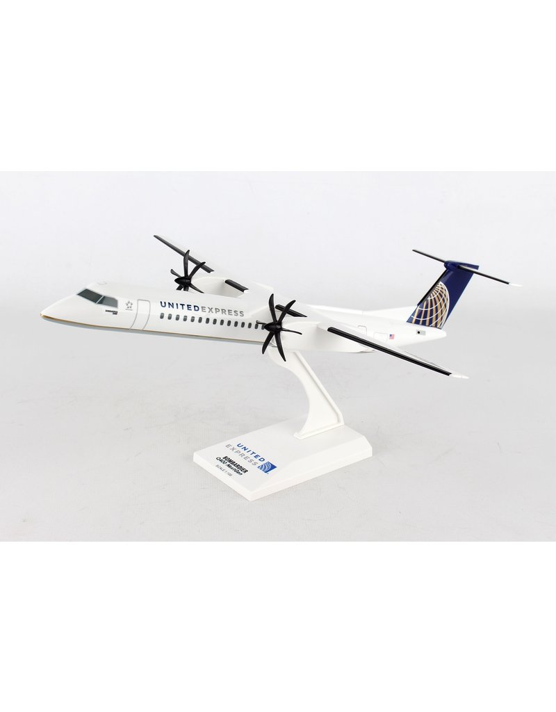Skymarks United Express Q400 1/100 New Livery