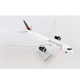 Hogan Air Canada 787-8 1/200 W/Gear & Stand
