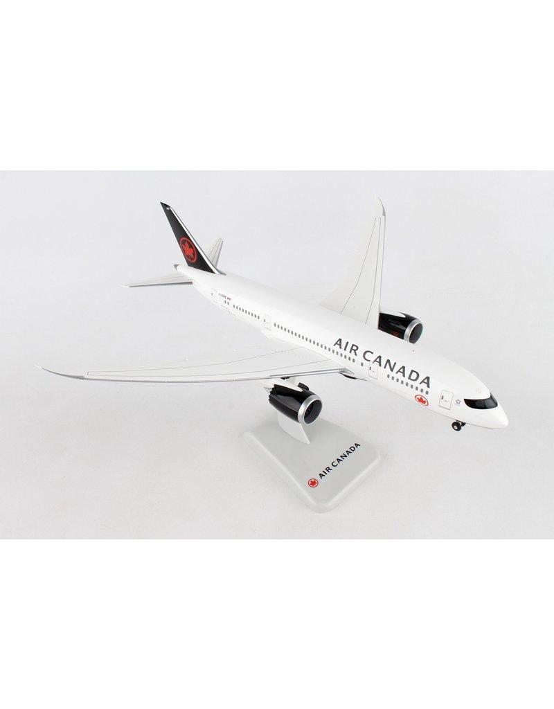 Hogan Air Canada 787-8 1/200 W/Gear & Stand
