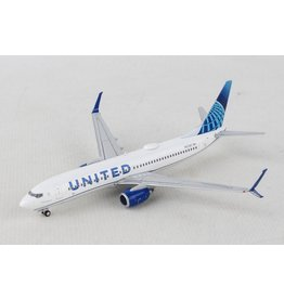 Gemini United 737-800S 1/400 New Livery