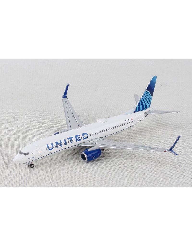 Gemini United 737-800S 1/400 New Livery