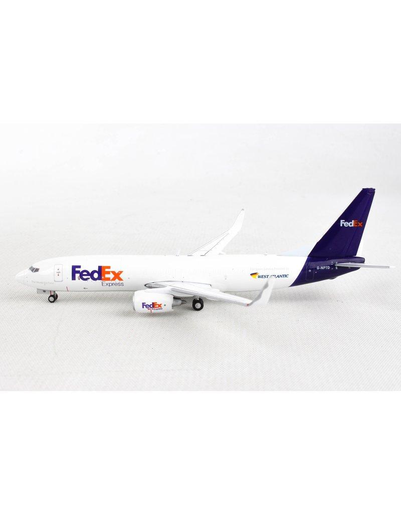 Gemini Fedex 737-800Bcf 1/400