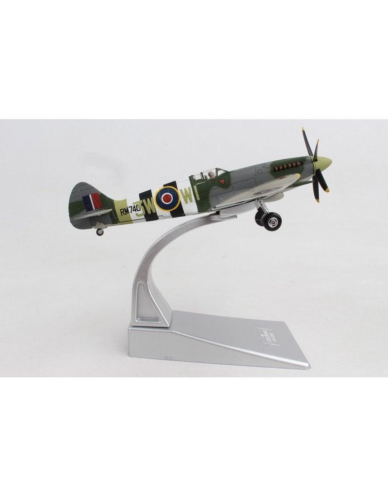 Corgi Spitfire Xiv 1/72 RAF Sqn 322 Dutch Aug