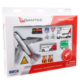 Qantas Playset New Livery