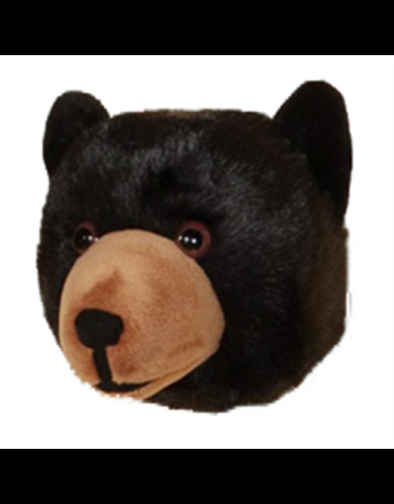 Black Bear Head Large