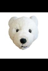 Polar Bear Head Small