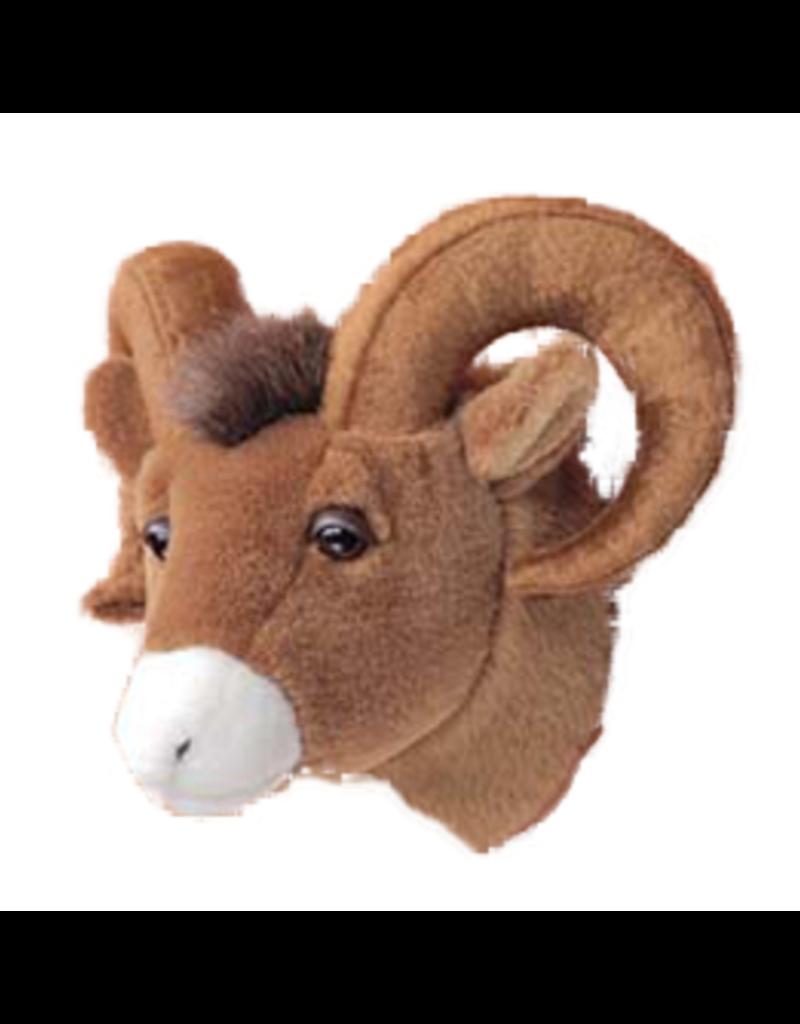 Big Horn Sheep Head Small