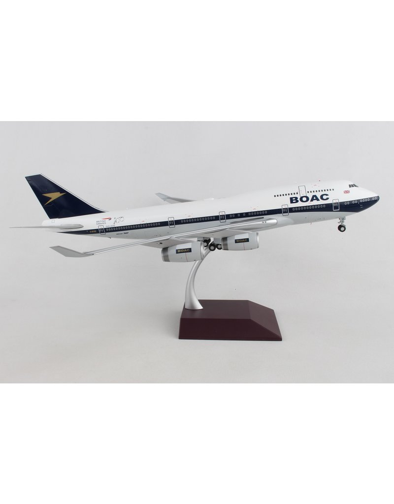 Gemini200 British 747-400 1/200 Boac Retro