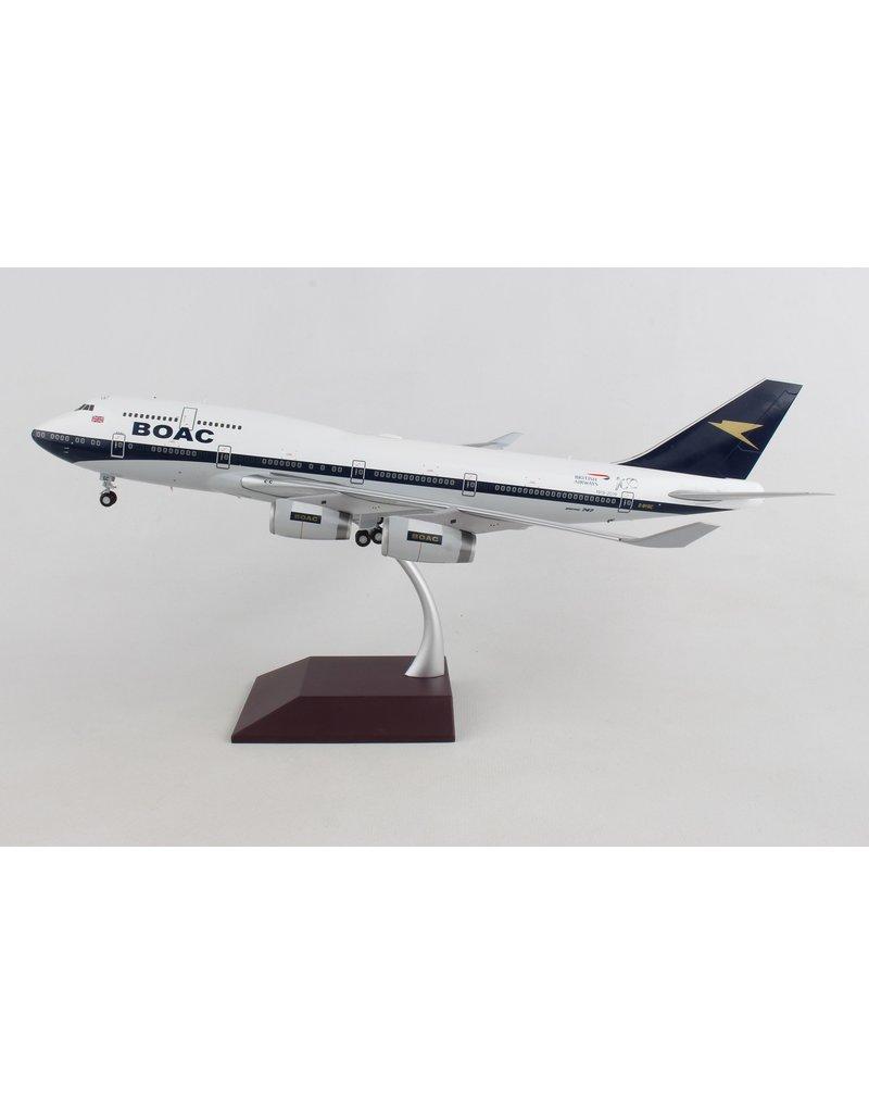 Gemini 200 Gemini200 British Airways 747-400 1/200 Boac Retro