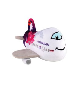 Hawaiian Airlines Plush Airplane W/Sound