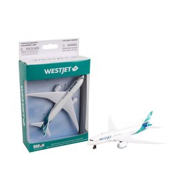 WestJet Single Plane New Livery