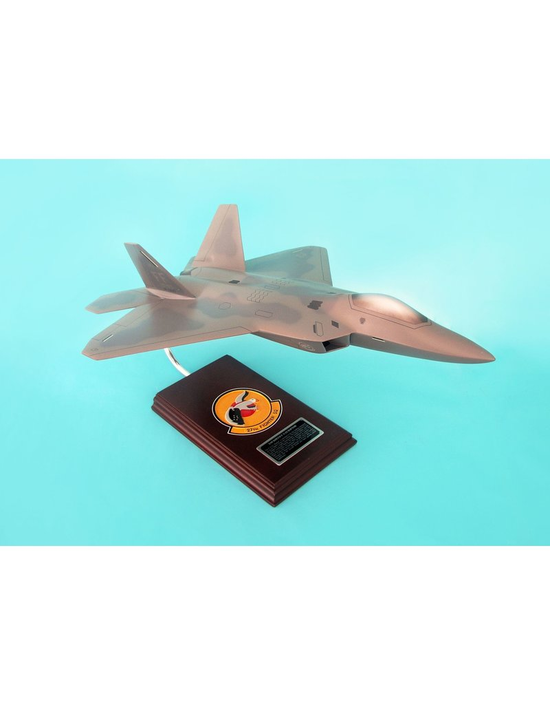 Exec Ser F-22 Raptor 1/40