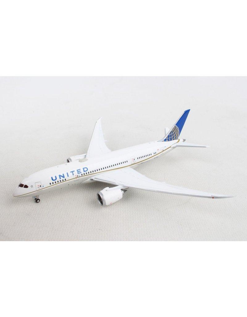 Gemini United 787-8 1/400 Reg#N27908