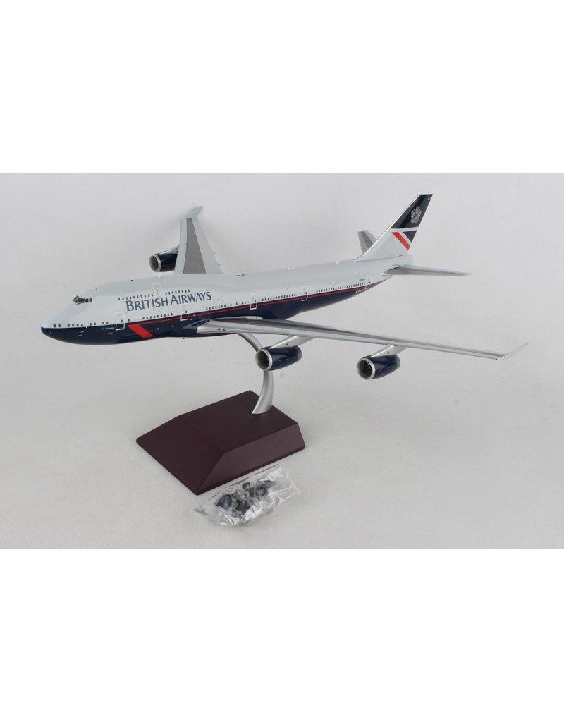 Gemini200 British Airways B747-400 1/200 Retro