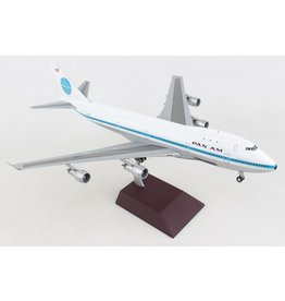 Gemini200 Pan Am 747-100 1/200 Delivery
