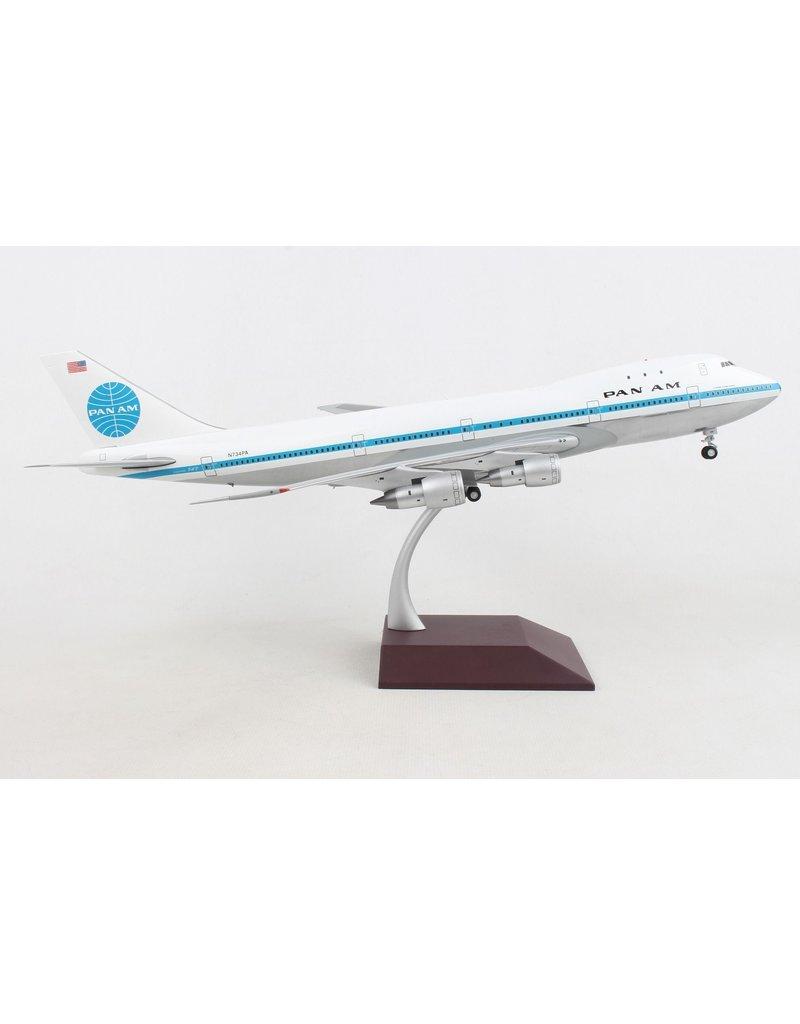 Gemini 200 Gemini200 Pan Am 747-100 1/200 Delivery