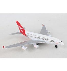 Qantas A380 Single Airplane