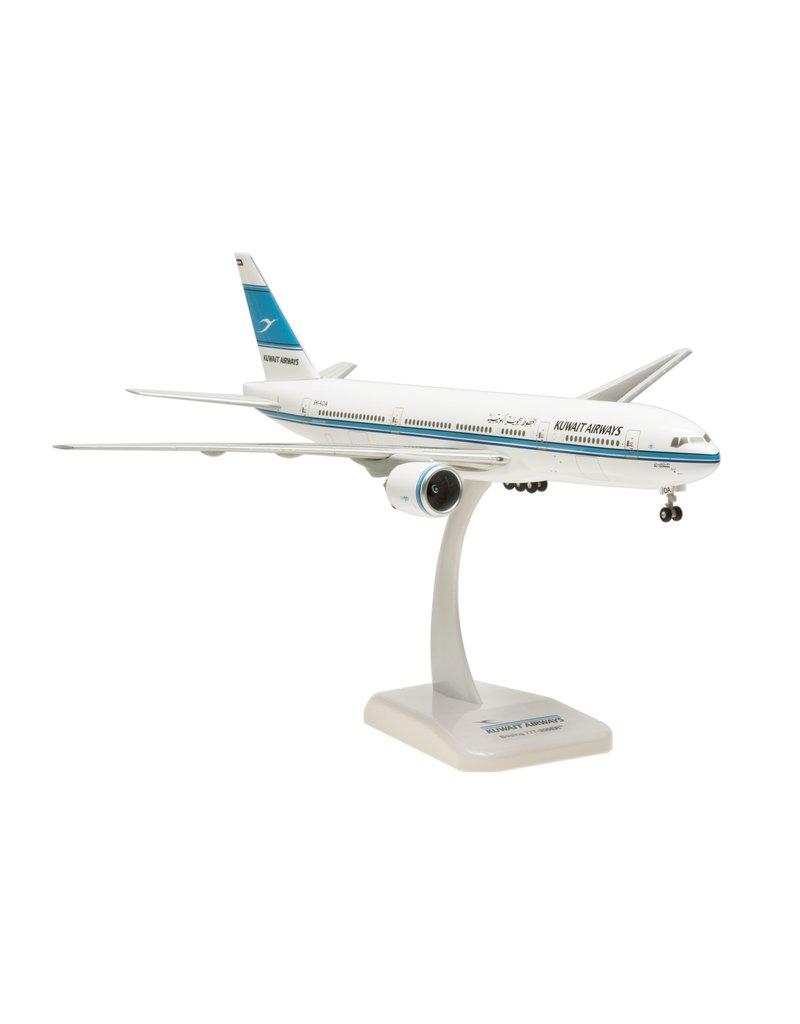 Hogan Kuwait 777-200Er 1/200 W/Gear Al Qurain