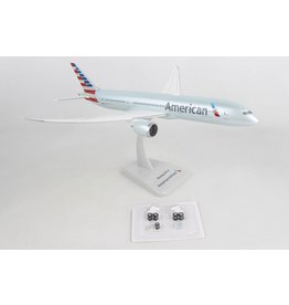 Hogan American 787-9 1/200 W/Gear & Wifi