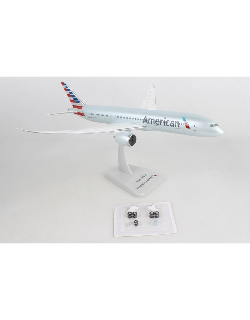 Hogan American 787-9 1/200 W/Gear & Wifi
