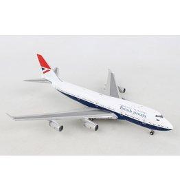 GeminiBritishAirways 747-4001/400NegusLivery