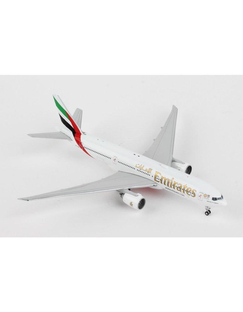 Gemini Emirates 777-200Lr 1/400 Expo 2020 Logo