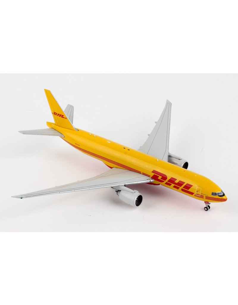 Gemini Dhl Cargo 777F 1/400 Reg#N705Gt
