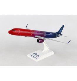 Skymarks Alaska A321Neo 1/150 More To Love