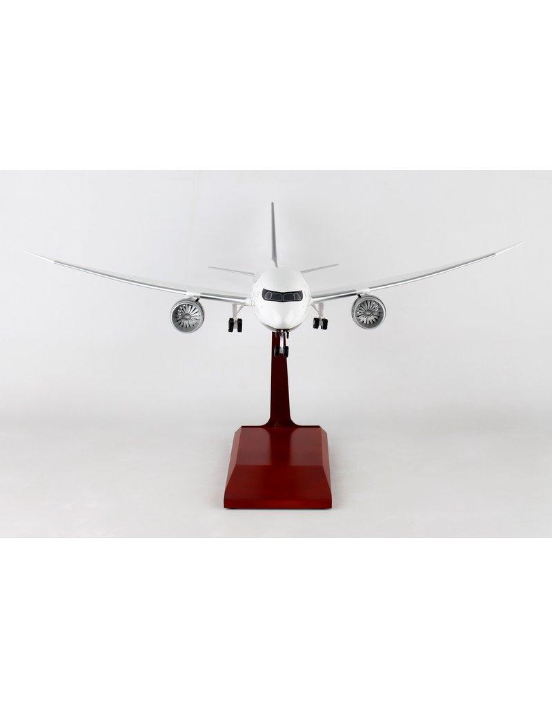 Skymarks Air Canada 787-9 1/100 W/Wood