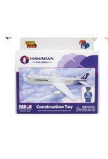 Best Lock Hawaiian Airlines 55 Pieces Construction Toy