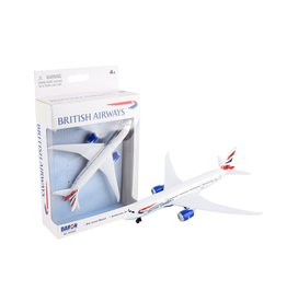 British Airways 787 Single Plane