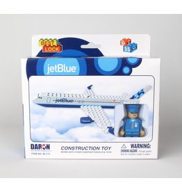 Jetblue 55 Pieces Construction Toy