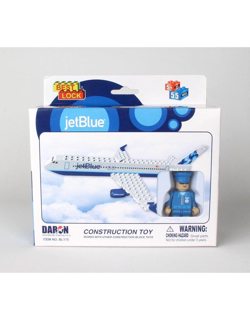 Jetblue 55 Pieces Construction Toy